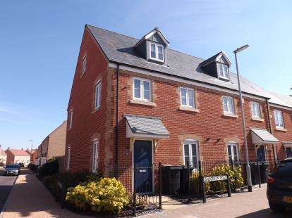 3 Bedrooms End Of Terrace House for sale in Anderson Road, Biggleswade, Bedfordshire