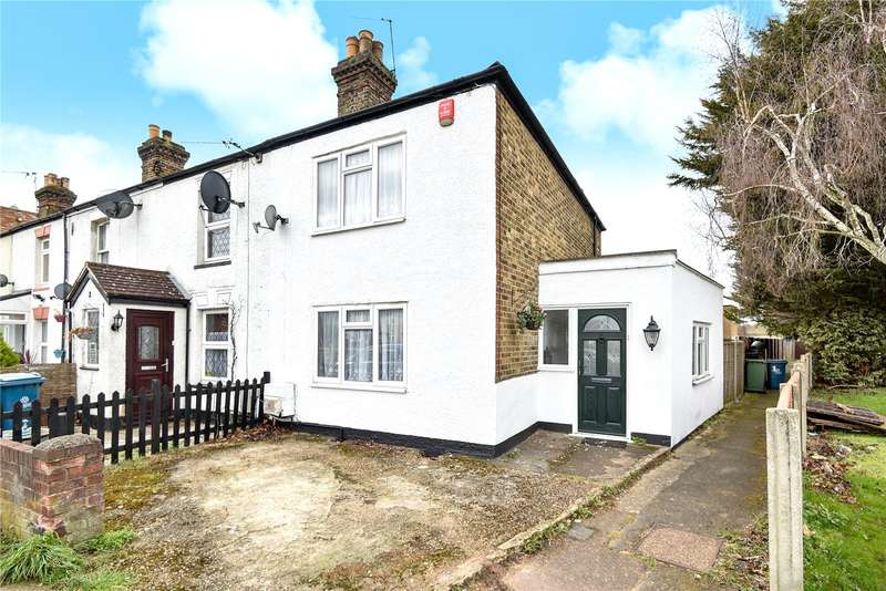 2 Bedrooms End Of Terrace House for sale in Letchford Terrace, Headstone Lane, Harrow, Middlesex, HA3