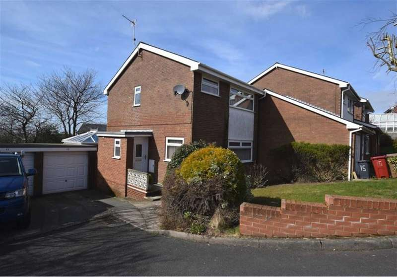 3 Bedrooms Detached House for sale in Laurel Drive, Barrow-in-Furness, Cumbria