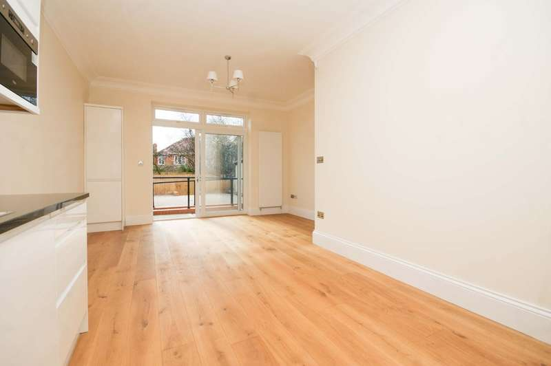 2 Bedrooms Ground Flat for sale in Abbeyfield House, Pinner
