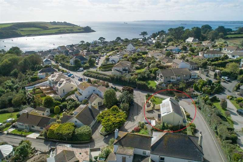 4 Bedrooms Detached House for sale in Place View Road, St. Mawes