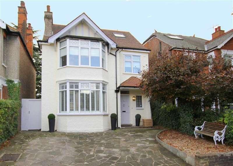 5 Bedrooms Detached House for sale in Granville Road, High Barnet, Herts, EN5