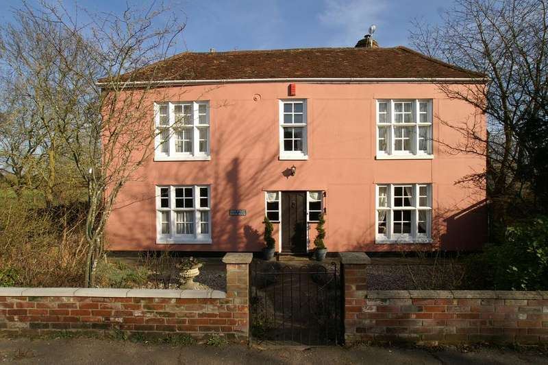 5 Bedrooms Farm House Character Property for sale in Long Melford, Sudbury CO10