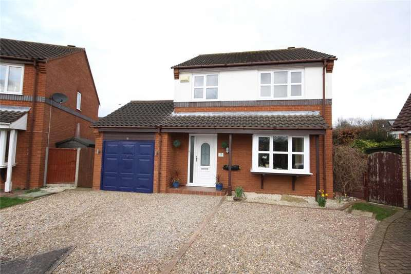 4 Bedrooms Detached House for sale in Windsor Close, Sudbrooke, Lincoln, LN2