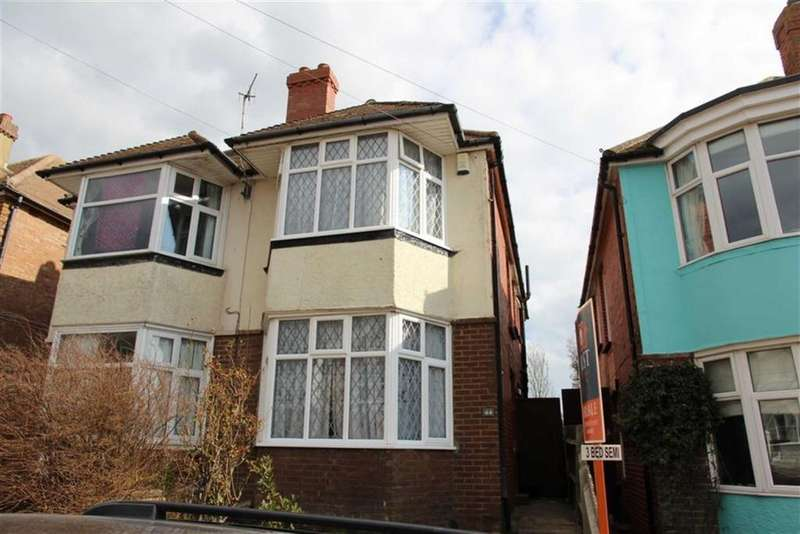 3 Bedrooms Semi Detached House for sale in Ashburnham Road, Hastings