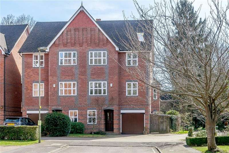 4 Bedrooms House for sale in Bishop Kirk Place, Oxford, Oxfordshire, OX2