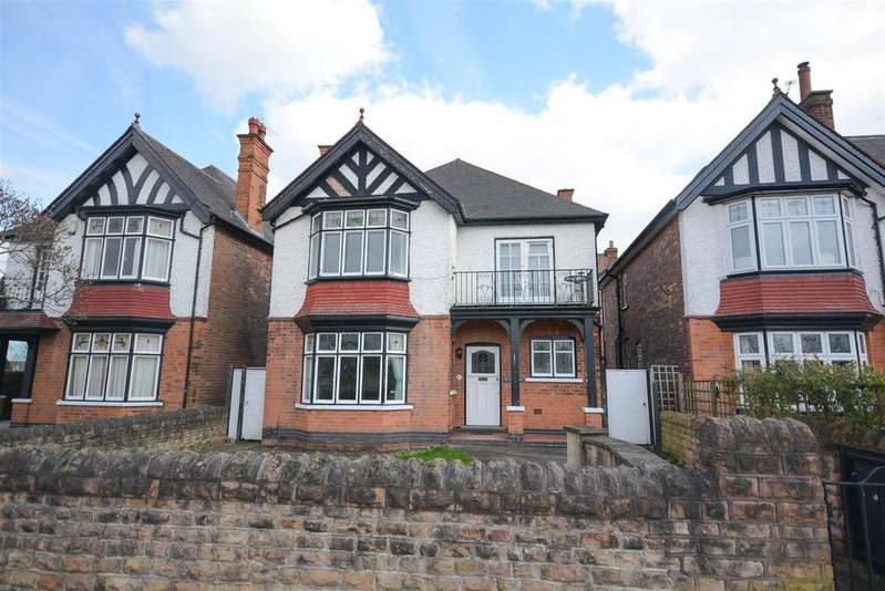 4 Bedrooms Detached House for sale in Trent Side, West Bridgford