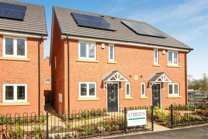 3 Bedrooms Semi Detached House for sale in Welsh Road West, Southam