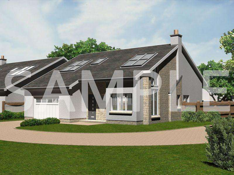 5 Bedrooms Detached House for sale in Benview Gardens, Fishcross