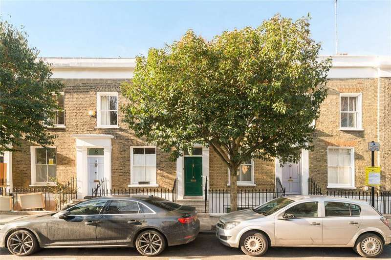 3 Bedrooms Terraced House for sale in Coombs Street, Islington, London