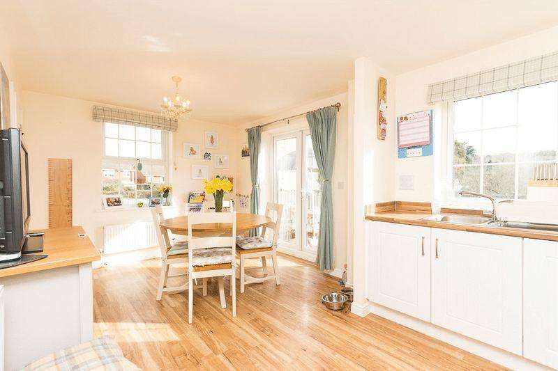 3 Bedrooms Detached House for sale in Lower Trindle Close, Chudleigh