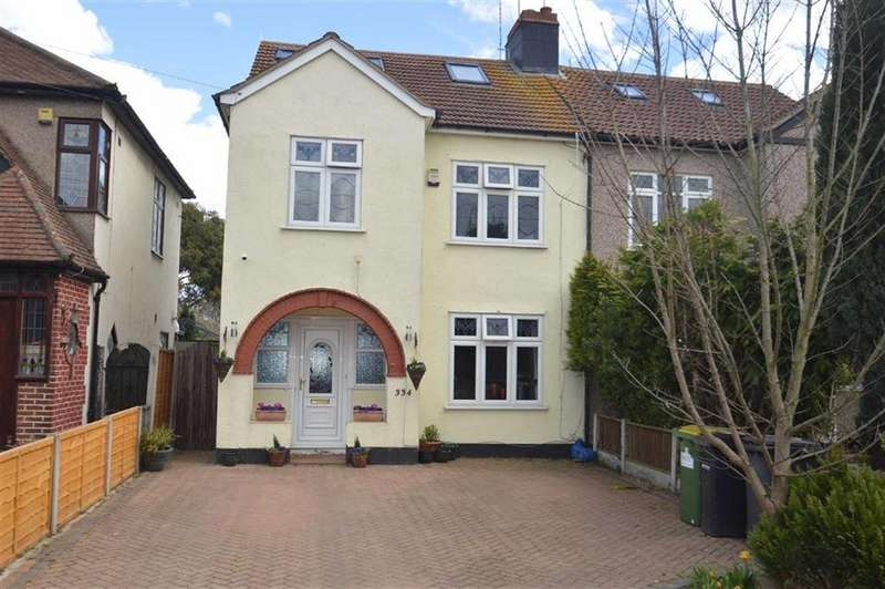 5 Bedrooms Semi Detached House for sale in Ashingdon Road, Ashingdon, Essex