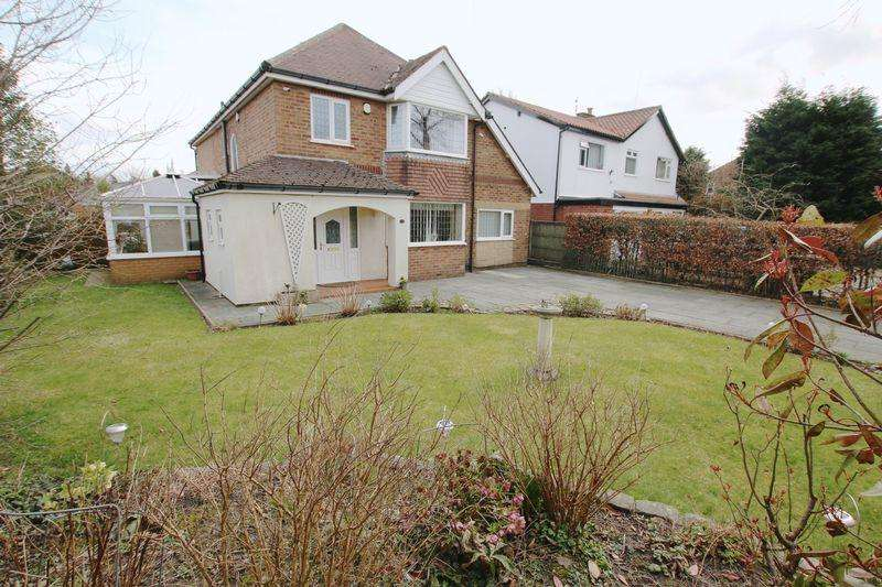 4 Bedrooms Detached House for sale in Cop Lane, Penwortham