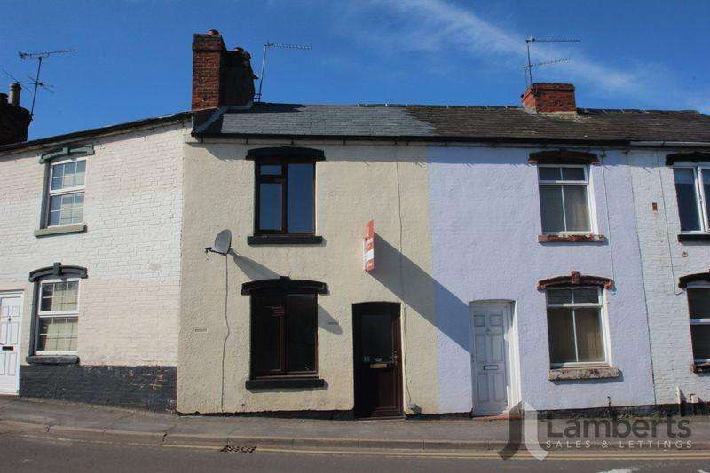 2 Bedrooms Terraced House for sale in High Street, Studley