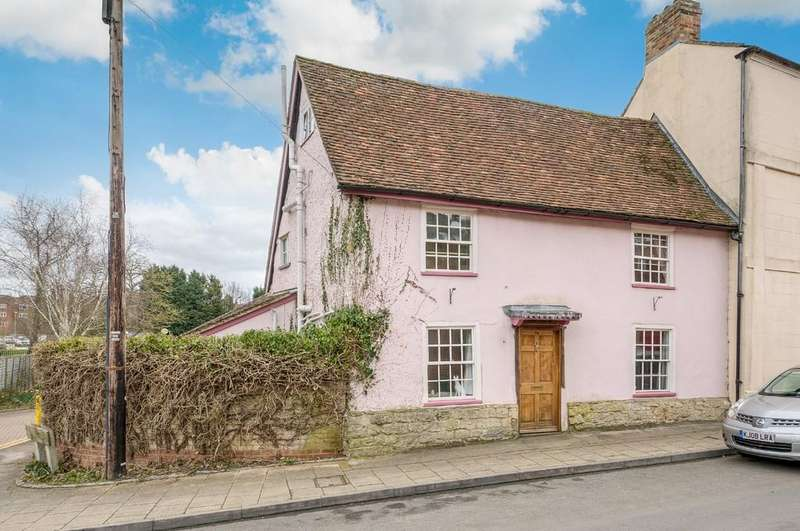 3 Bedrooms Cottage House for sale in Well Street, Buckingham