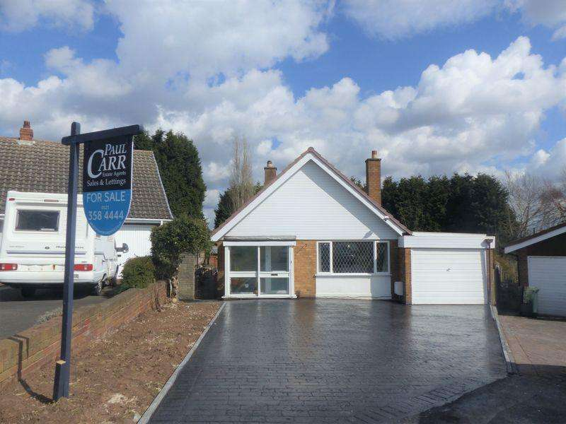 4 Bedrooms Detached Bungalow for sale in Bird End, West Bromwich