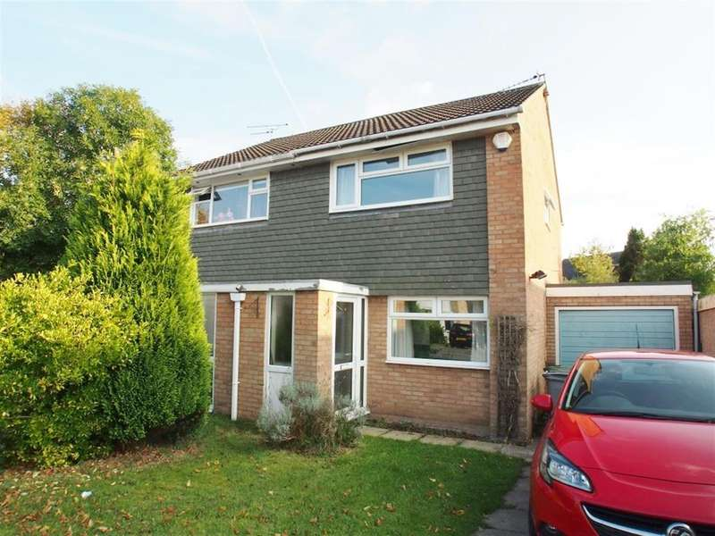 2 Bedrooms Semi Detached House for rent in Denning Drive, Wirral, , CH61 4YH