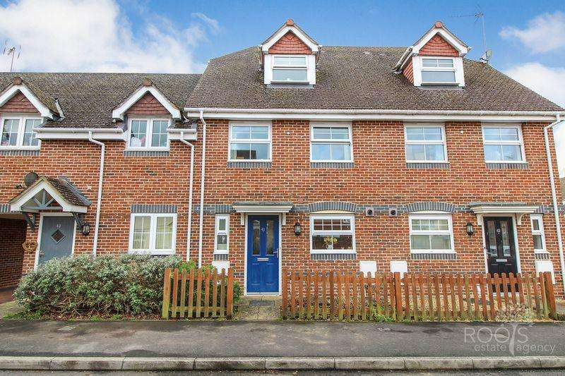 4 Bedrooms Terraced House for sale in Rowlock Gardens, Hermitage