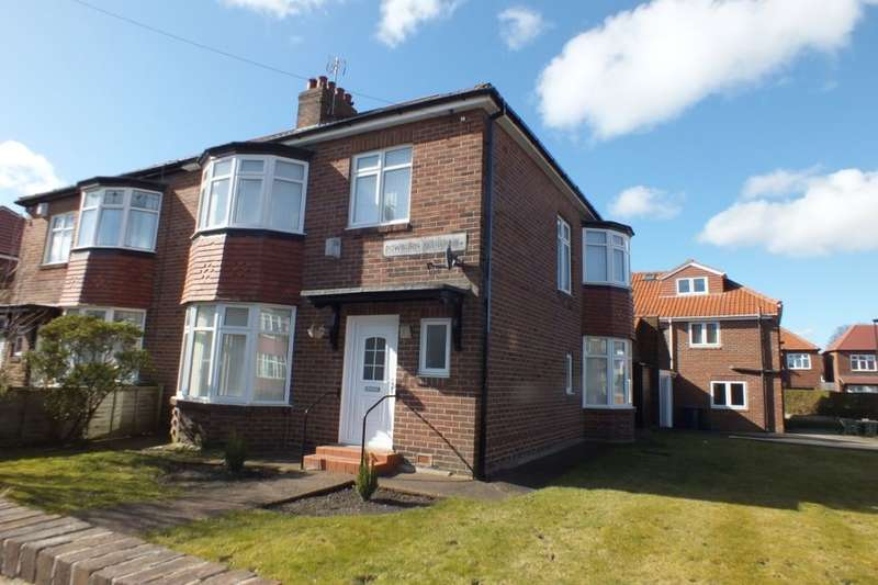 3 Bedrooms Semi Detached House for sale in Powburn Gardens, Newcastle Upon Tyne, NE4