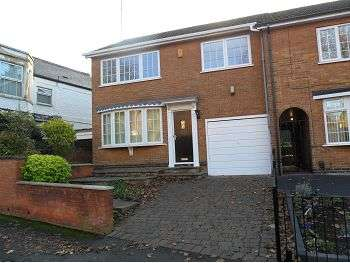 3 Bedrooms Terraced House for rent in Redcliffe Road, Mapperley Park, Nottingham, NG3 5BW