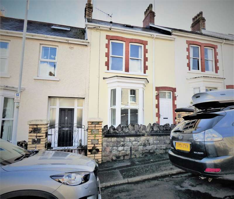 4 Bedrooms Terraced House for sale in Victoria Avenue, Mumbles, Swansea