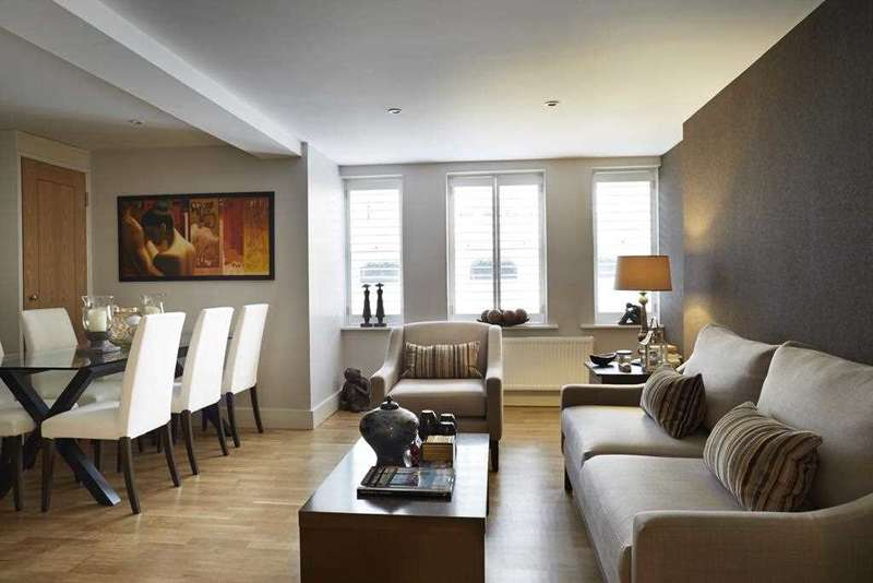 1 Bedroom Flat for sale in Ventnor Villas, Hove