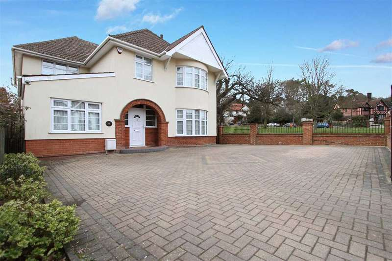 5 Bedrooms Detached House for sale in Valley Road, Ipswich