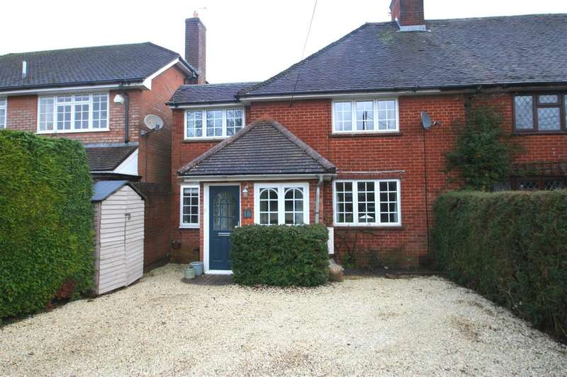 3 Bedrooms End Of Terrace House for sale in Little Basing, Old Basing, Hampshire