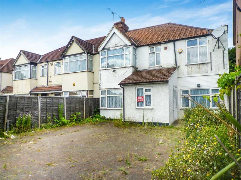 4 Bedrooms Semi Detached House for sale in Church Road, Northolt