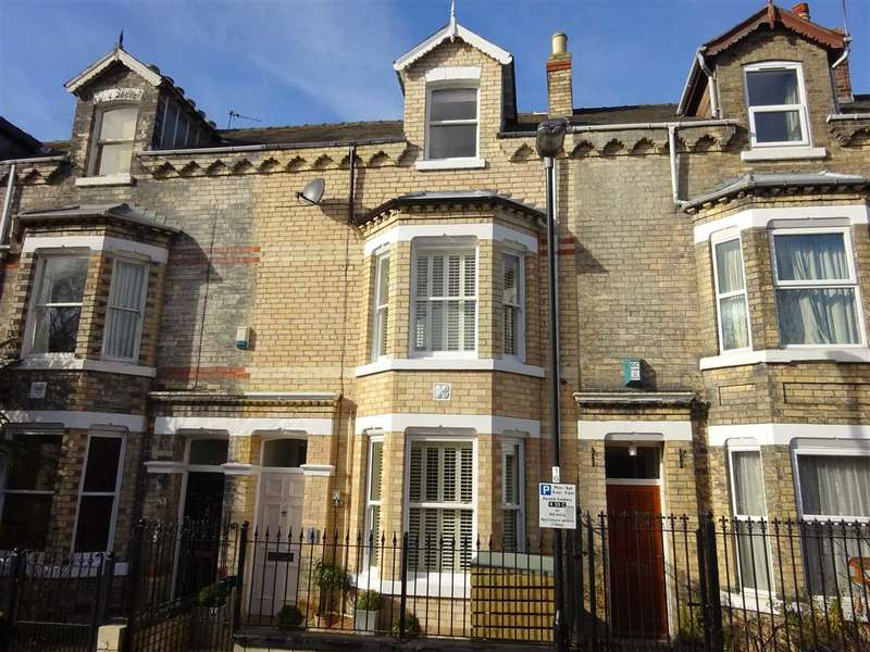 4 Bedrooms Terraced House for sale in Grosvenor Terrace, Bootham, York
