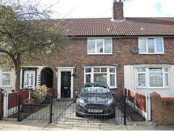 3 Bedrooms Terraced House for sale in Saxby Road, Huyton, Liverpool
