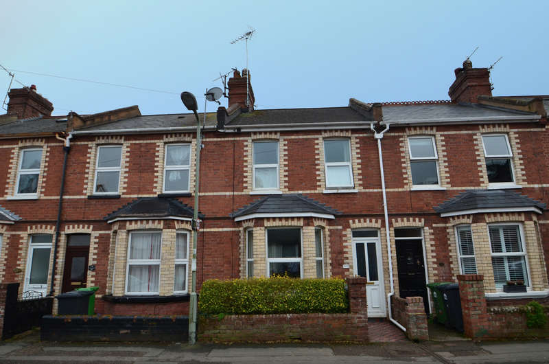 2 Bedrooms Terraced House for sale in St Thomas