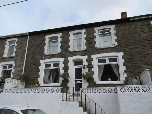 2 Bedrooms Terraced House for sale in Sunnyside Terrace, Cymmer, Port Talbot, West Glamorgan