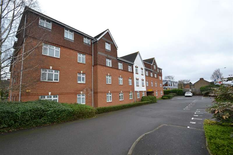 2 Bedrooms Apartment Flat for sale in Silchester Court, London Road, Ashford