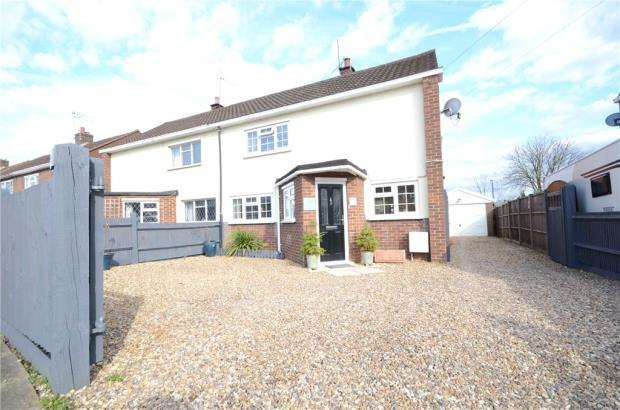 4 Bedrooms Semi Detached House for sale in Edinburgh Road, Maidenhead, Berkshire