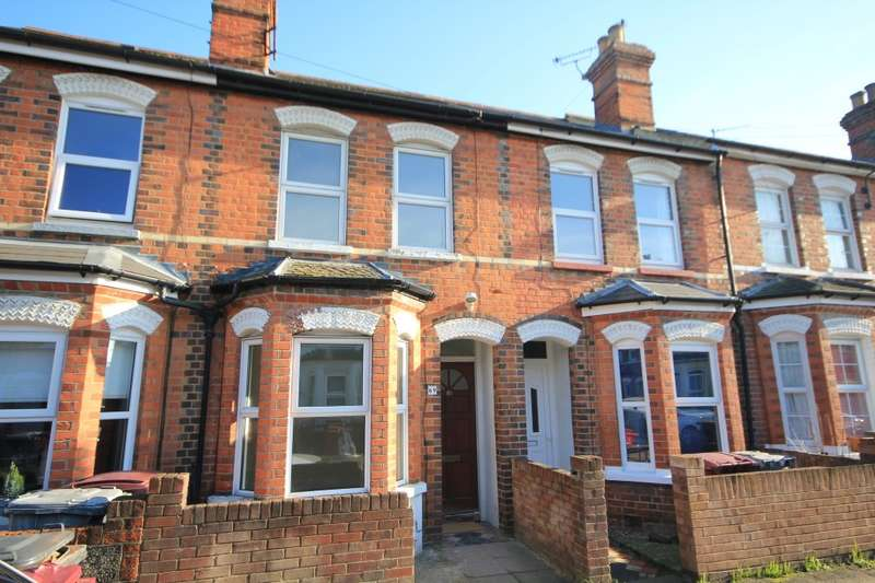 2 Bedrooms Terraced House for sale in Belmont Road, Reading, RG30