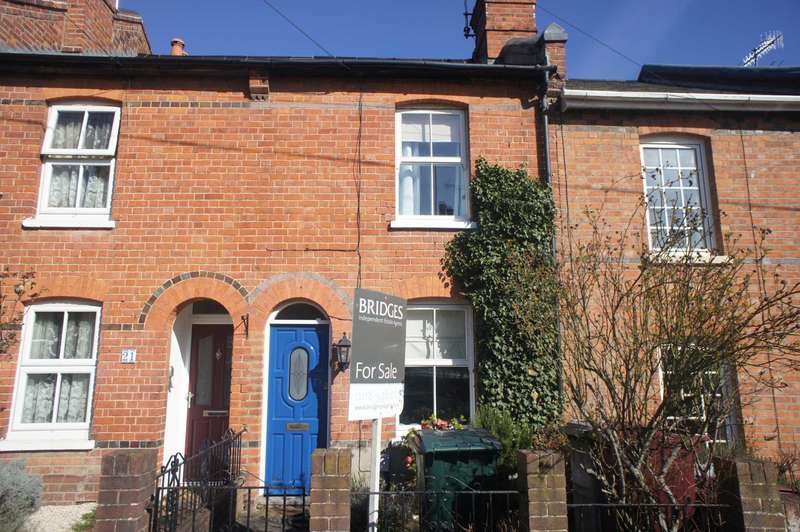 2 Bedrooms Terraced House for sale in Queen Street, Caversham