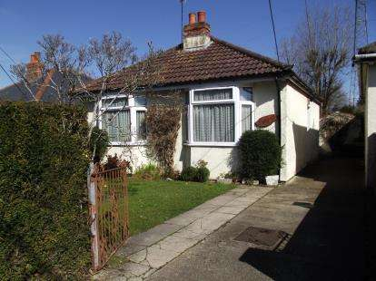 2 Bedrooms Bungalow for sale in Hounsdown, Southampton, Hampshire