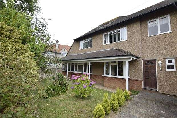 2 Bedrooms Flat for sale in Westville Road, BEXHILL-ON-SEA, East Sussex, TN39 3QB