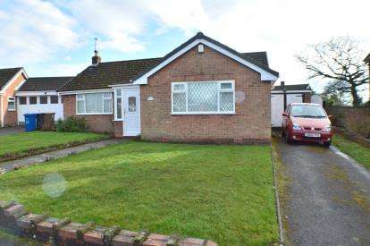 3 Bedrooms Bungalow for sale in Swallow Croft, ., Lichfield, Staffordshire