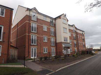 1 Bedroom Flat for sale in Hucklow Drive, Warrington, Cheshire, WA1
