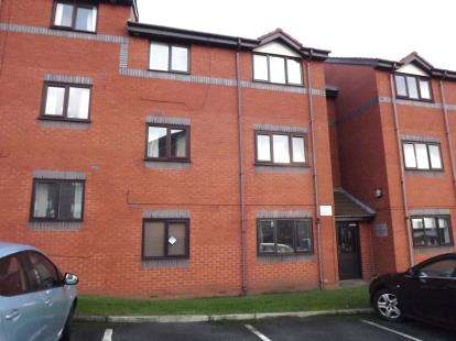 2 Bedrooms Flat for sale in St. Marys Close, Spring Gardens, Stockport, Cheshire