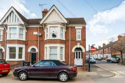 2 Bedrooms Maisonette Flat for sale in Stanley Street, Bedford, Bedfordshire