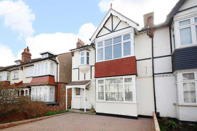 3 Bedrooms Flat for sale in Kilmartin Avenue, Norbury, London, SW16 4RE