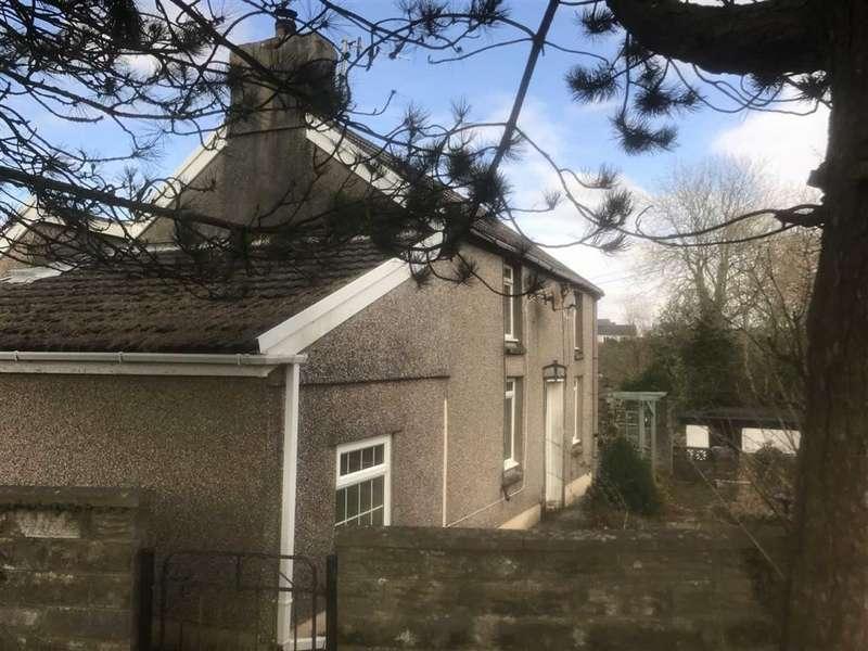 3 Bedrooms Cottage House for sale in Heol Ddu, Pen Y Mynydd, Llanelli