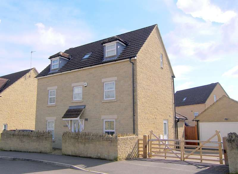 5 Bedrooms Detached House for sale in Buckthorn Row, Corsham