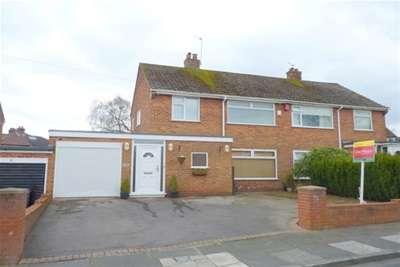 3 Bedrooms Semi Detached House for rent in Mount Drive, Higher Bebington
