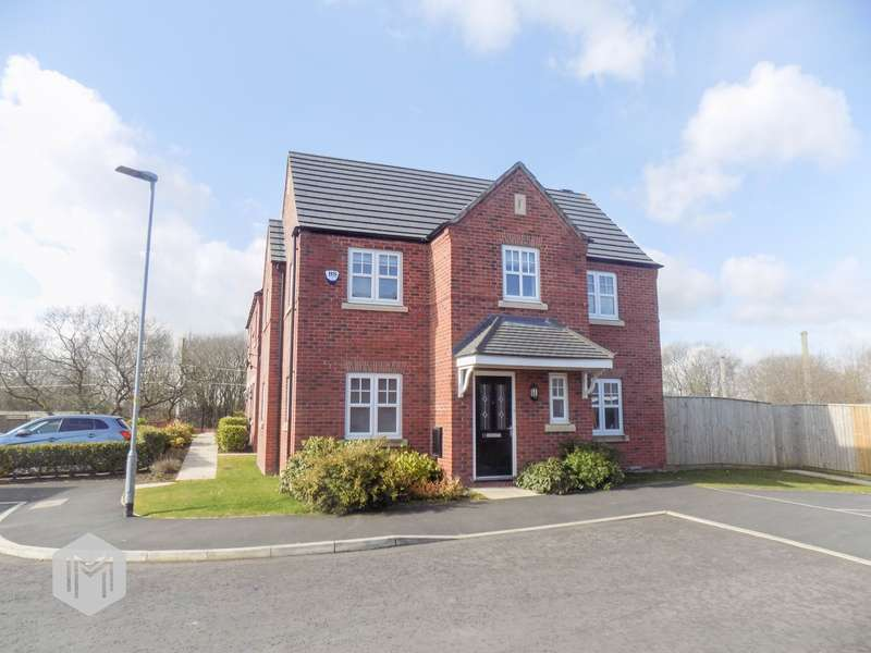 4 Bedrooms Detached House for sale in Almond Drive, Coppull, Chorley, PR7