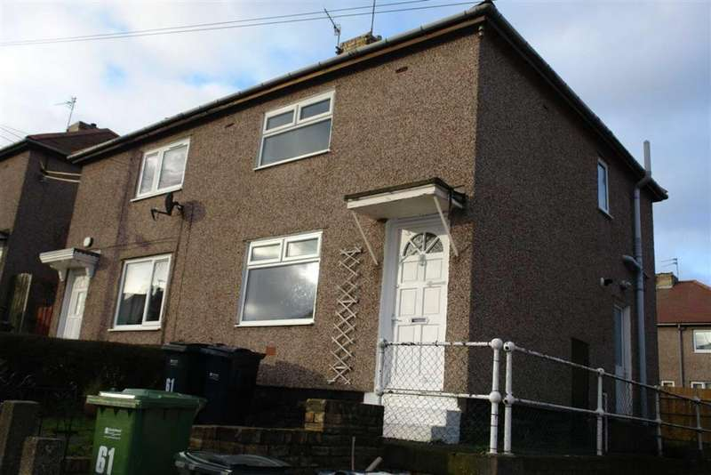 2 Bedrooms Semi Detached House for rent in Tyne Gardens, Ryton