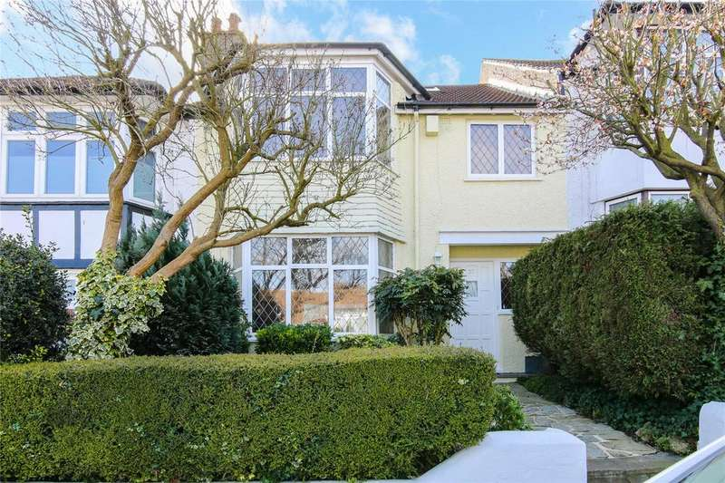 3 Bedrooms Terraced House for sale in Ena Road, London, SW16